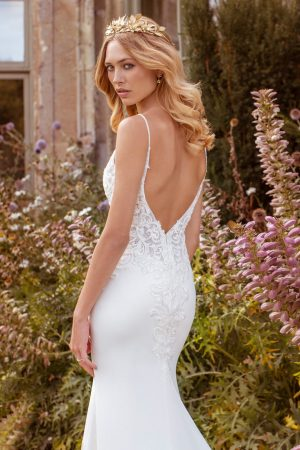 Wedding Dresses British Designer Ellis Bridals