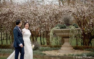 Real Bride: Jennifer x Stephen