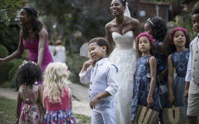 Real Bride: Sammy