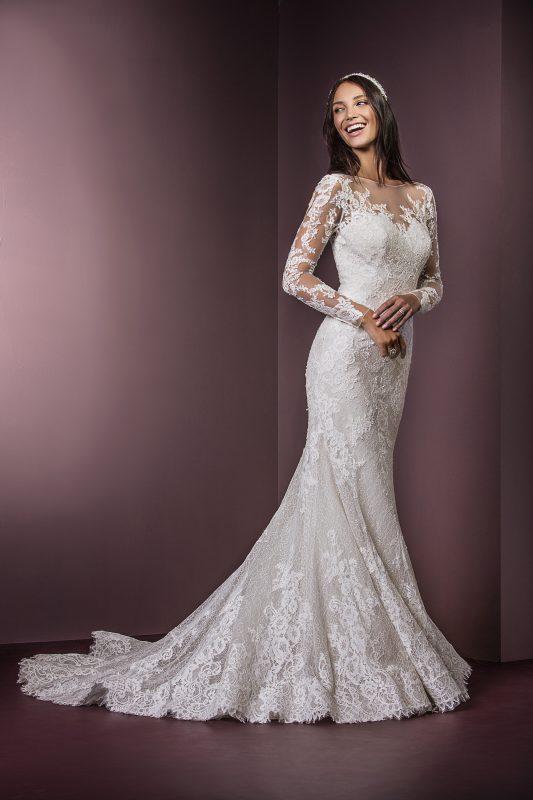 Mermaid Wedding Dresses Ellis Bridals