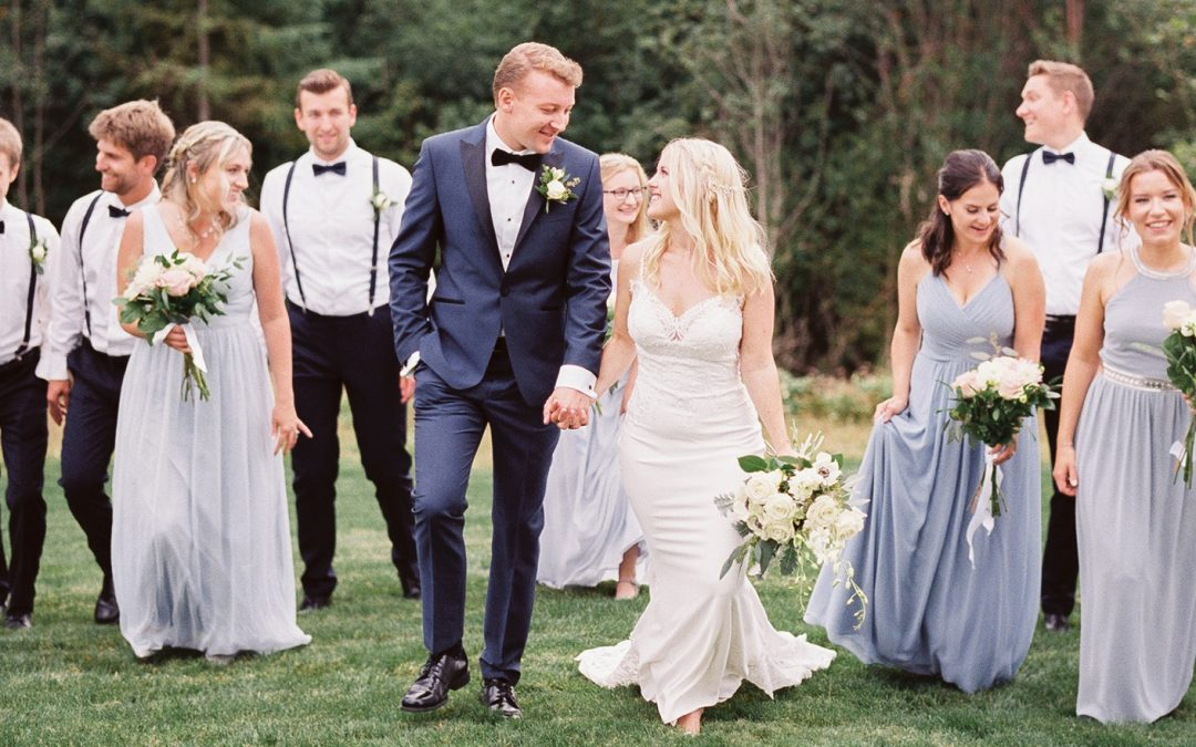Real Bride: Brooke