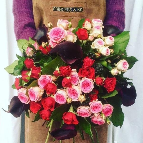 princess ko flower shop in london