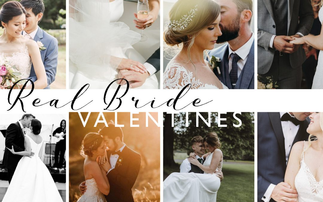 Love Notes | Real Bride Valentines